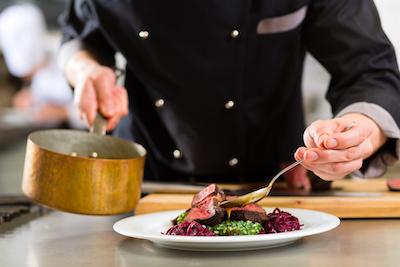 buffet cuisine plat chaud Ecotraiteur Paris