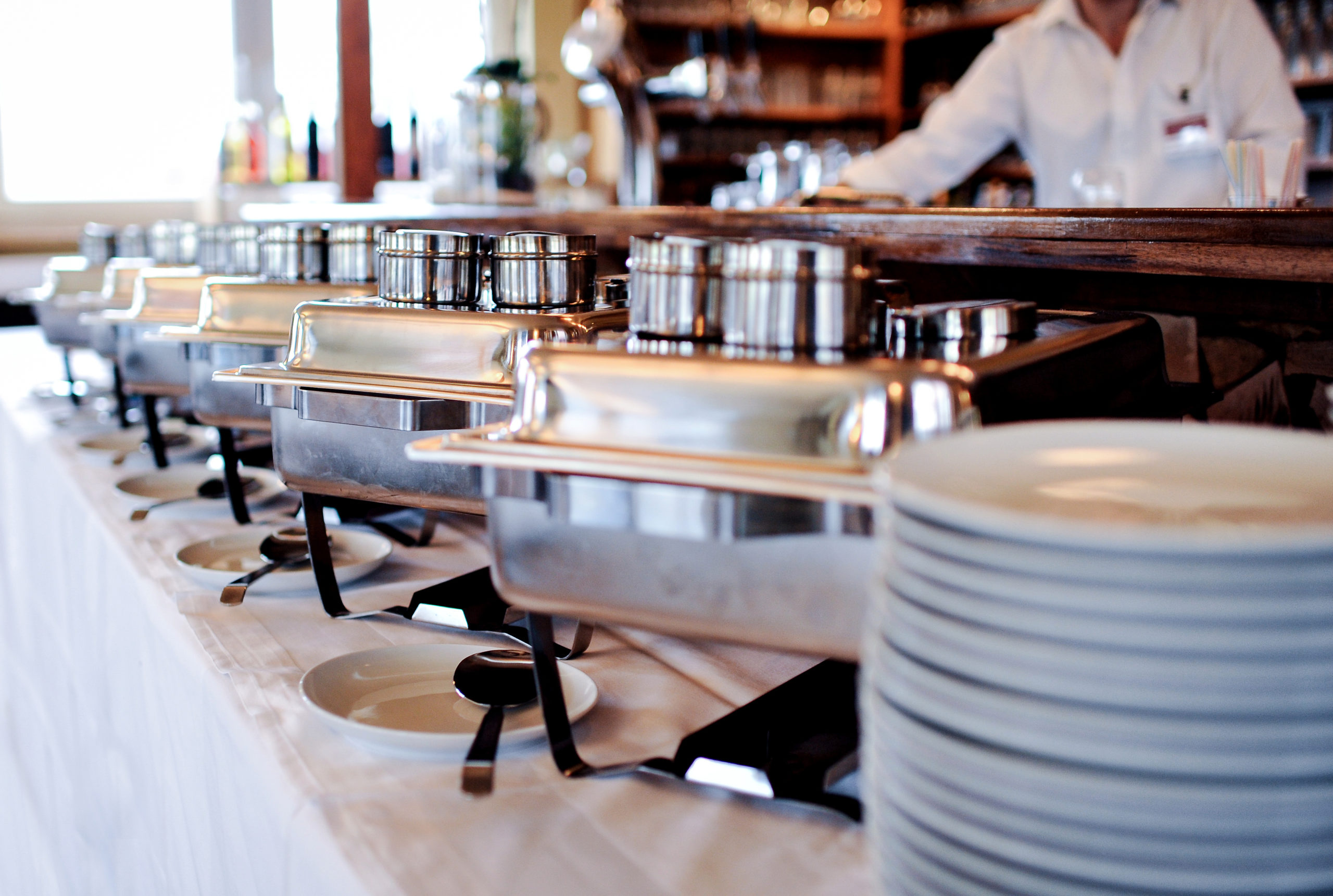 buffet chaud EcoTraiteur Paris