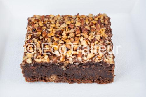 brownie chocolat ecotraiteur Paris