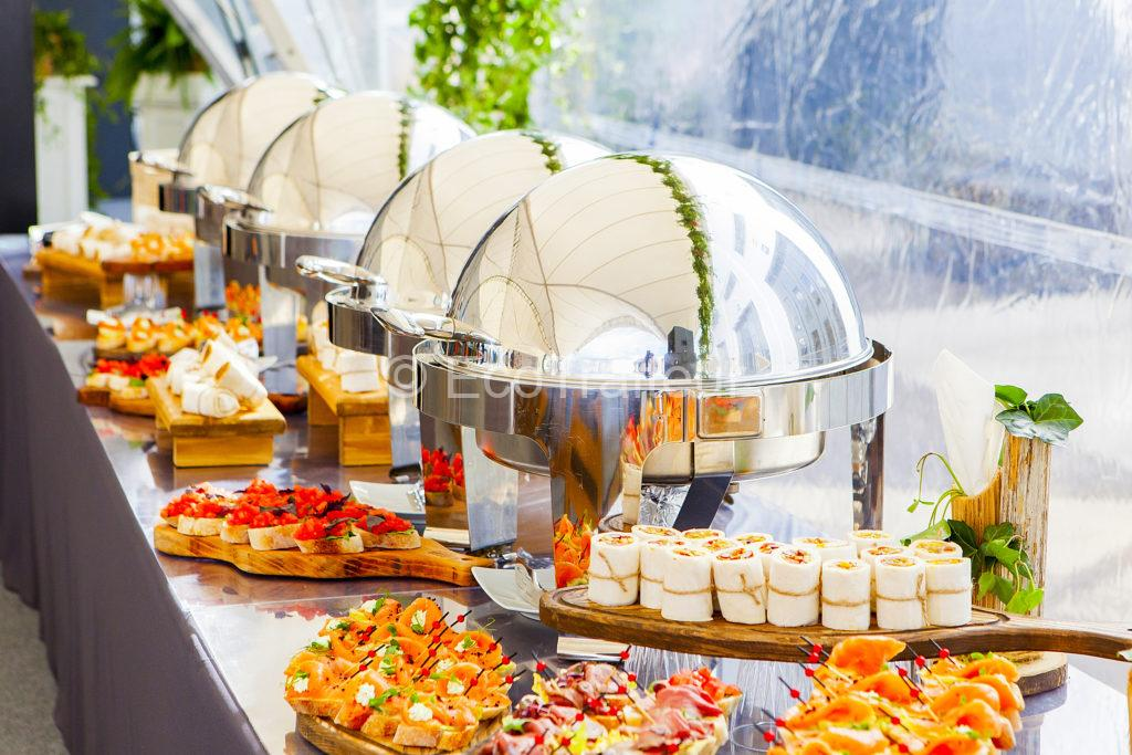 buffet chaud convivialité ecotraiteur Paris