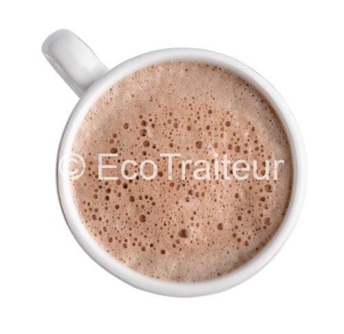 chocolat chaud ecotraiteur paris