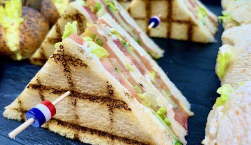 club cocktail sandwich ecotraiteur Paris livraison IDF
