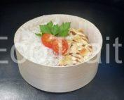 plat chaud boite chaude poulet riz basmati ecotraiteur paris Eco responsable 7