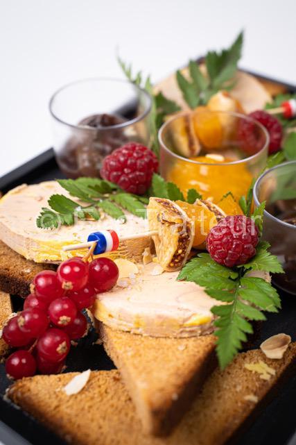 plateau de foie gras ecotraiteur paris traiteur paris idf produit frais et de qualité traiteur salon