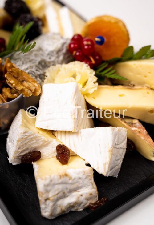 plateau de fromage ecotraiteur paris livraison traiteur eco responsable