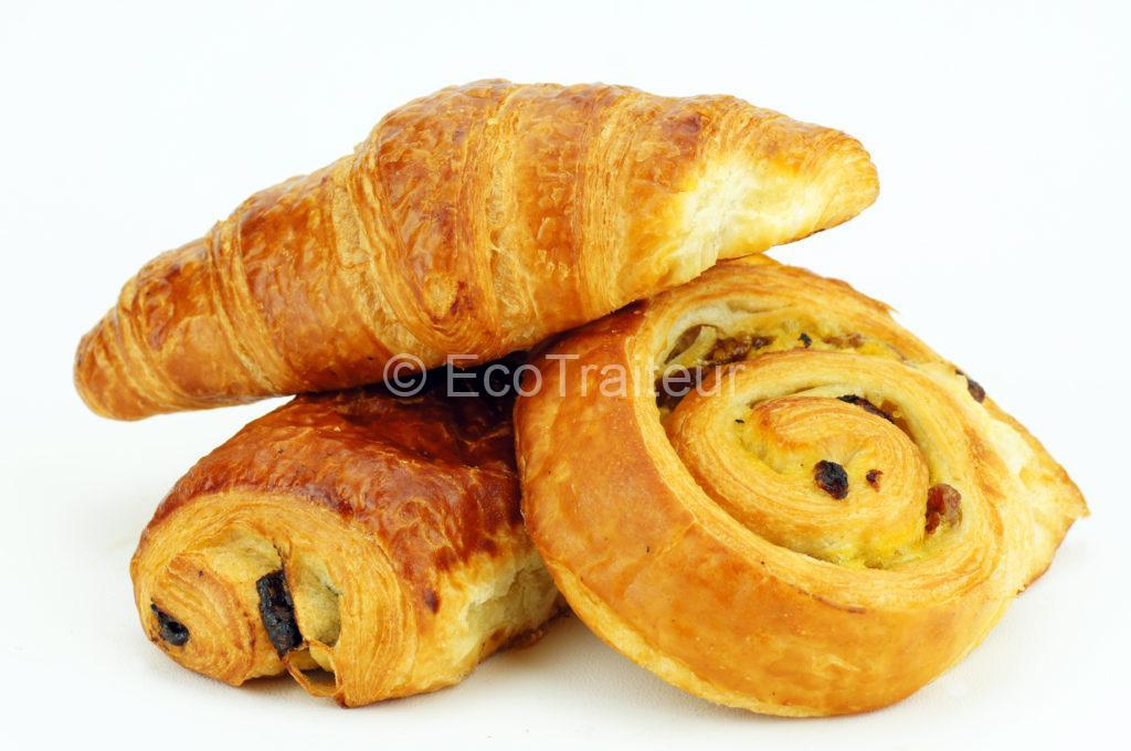 viennoiserie-pain-au-chocolat-croissant-pain-aux-raisins ecotraiteur paris petit déjeuner traiteur