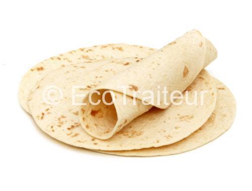Wrap's tortillas pain