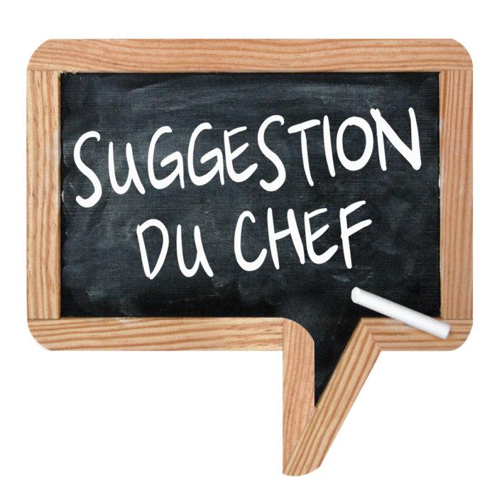Suggestion du chef plat du jour pour demain ecotraiteur buffet chaud paris