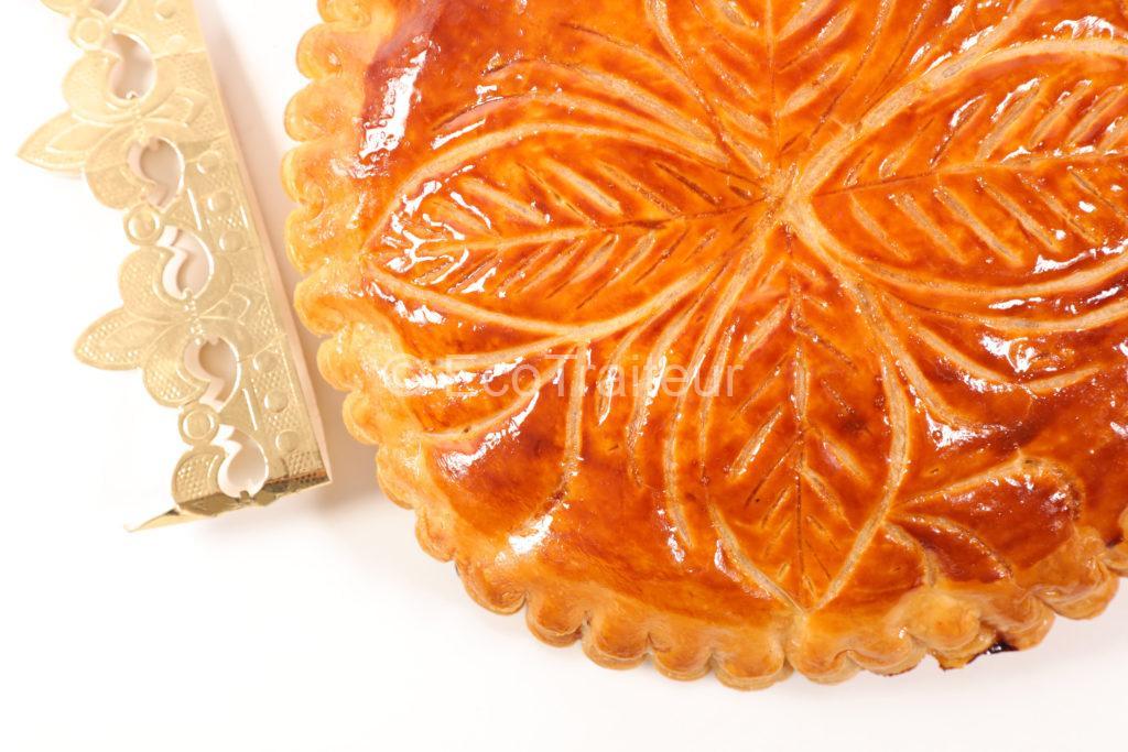 epiphany cake - galette des rois ecotraiteur