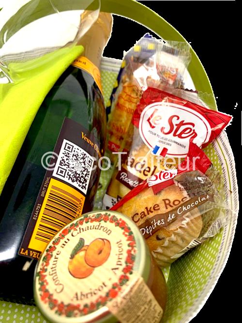 demi bouteille champagne ecotraiteur ecoresponsable paris lunch box traiteur paris